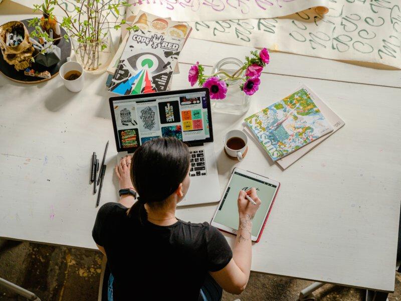 5個圖片及設計平台